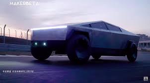 100 Build A Truck Game Tesla Fan Builds Lifelike Cybertruck By Hand In Grand DIY