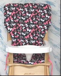 Butterfly Chair Replacement Covers by Furniture Black And White Evenflo High Chair Cover For Cozy