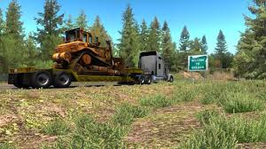 100 American Trucking Simulator I Didnt Care About Truck Until It Came To My