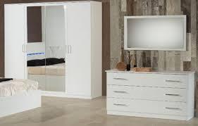 ambra modernes schlafzimmer kommode weiß