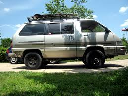 Cars Of A Lifetime: 1987 Toyota 4×4 Van – You Just Can't Kill It, No ...