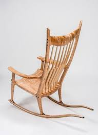 sam maloof rocking chair class wallace neff s delightful houses sam maloof rockers and