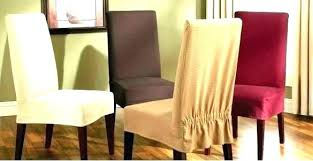 Chair Covers For Dining Room White Cover Chairs Amazon