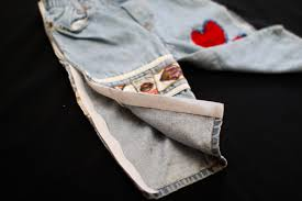 how to make rip away pants 5 steps with pictures wikihow