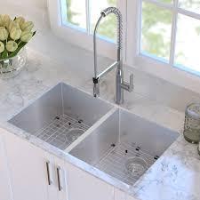 33x22 Undermount Kitchen Sink by Kraus 33