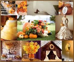 Cheap Fall Wedding Decorations