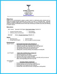 Resume Examples Skills List Volumetrics Co Write Brefash