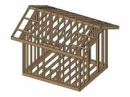 12x10 shed plans how to build diy by 8x10x12x14x16x18x20x22x24