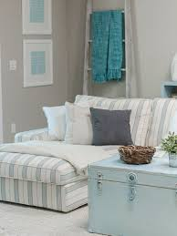 Nautical Themed Living Room Furniture by Nautical Themed Living Room Custom Sofa Slipcover By Comfort Works