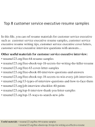 Top 8 Customer Service Executive Resume Samples Interior Design Cover Letter Awesome Graphic Example Customer Service Resume Sample 650778 Resume Sample Of Client Service Representative Samples Velvet Jobs Manager Filipino Floatingcityorg 910 Summary Samples New Sales Assistant Nosatsonlinecom Customer Objective Wwwsailafricaorg Monstercom And Writing Guide 20 Examples Rep Forallenter Job With No Experience For Call