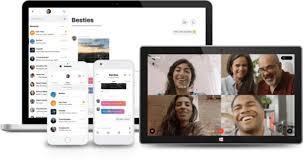 skype de bureau importante maj de l interface de skype école webstart 8