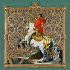 2013 09 26 Wiley EquestrianPortrait RubellFamilyCollection