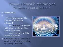 Who Yahweh Is