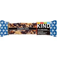 Blueberry Pecan Granola Bars