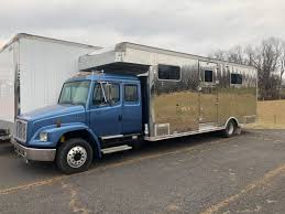 100 Crowley Trucking 1999 FREIGHTLINER FL70 CREW CAB SINGLE AXLE DAYCAB FOR SALE 611337