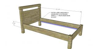 Twin Bed Plans Are Loft Beds Bunk Beds Safe