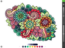 Bunch Ideas Of Printable Mandala Coloring App With Template