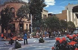 Cooper House Santa Cruz Pacific Garden Mall 1985