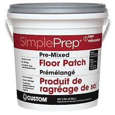 Floor Leveler Home Depot Canada by Custom Building Products Premixed Floor Patch 3 9l The Home