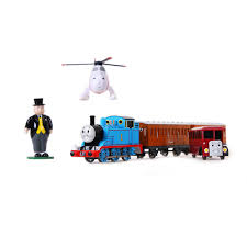Tidmouth Shed Deluxe Set by Bachmann Ho Scale Train Thomas With Annie And Clarabel Deluxe