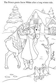 Coloring Book Disney Characters Pages Frozen Pdf Colouring Princess