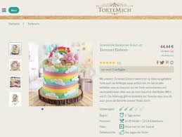 anleitung einhorn torte ohne fondant tortemich