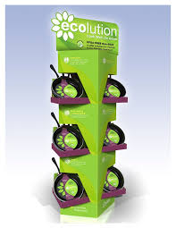 Creative Point Of Purchase Displays And Exhibition Booths For Trade Shows Created By TriadCreativeGroup