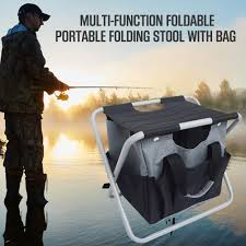 Travel Outdoor Foldable Fishing Chairs Stool With Tool Bag Multifunctional  Portable Camping Folding Fishing Garden Tool Chair Portable Seat Lweight Fishing Chair Gray Ancheer Outdoor Recreation Directors Folding With Side Table For Camping Hiking Fishgin Garden Chairs From Fniture Best To Fish Comfortably Fishin Things Travel Foldable Stool With Tool Bag Mulfunctional Luxury Leisure Us 2458 12 Offportable Bpack For Pnic Bbq Cycling Hikgin Rod Holder Tfh Detachable Slacker Traveling Rest Carry Pouch Whosale Price Alinium Alloy Loading 150kg Chairfishing China Senarai Harga Gleegling Beach Brand New In Leicester Leicestershire Gumtree