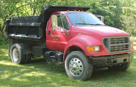 100 Single Axle Dump Trucks For Sale 2000 D F750 XL Super Duty Single Axle Dump Truck Item C