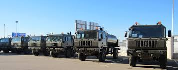 100 Iveco Trucks Usa Spanish Defence Ministry Begins Receiving 700 Defence Vehicles