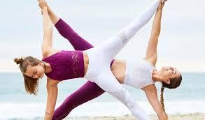 Best 25 Partner Yoga Poses Ideas On Pinterest