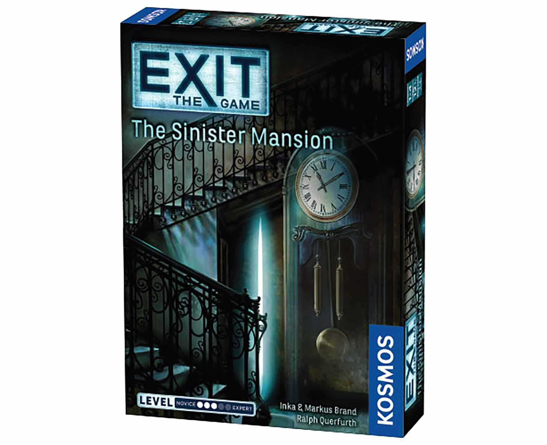 Thames and Kosmos Exit the Sinister Mansion Board Game