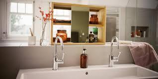 zum stylen und verstauen spiegelschrank selber bauen