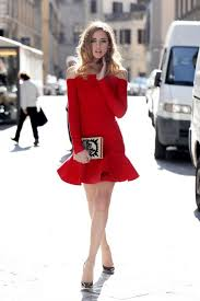 An Aries Woman Is Incomplete Without A Flirty Sexy Red Dress Like This One