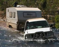 It Can Do The Same Things As Larger Off Road Bushtracker Caravans