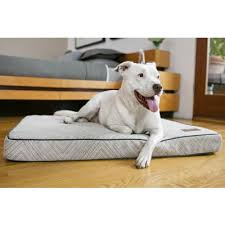memory foam gatsby dog bed made in usa l jax bones olive