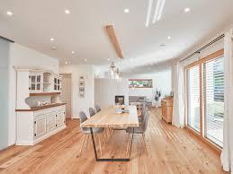 modernes landhaus mit satteldach carport garage