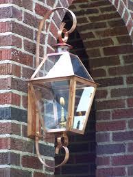 a gas lantern like eye for your house gas lanterns