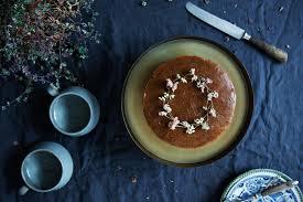 Healthy Chocolate Pumpkin Desserts by Chocolate Pumpkin Cake Modern Wifestyle