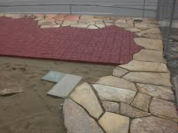 patio design and installation steve snedeker s landscaping and
