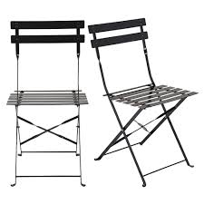 Set Of 2 Metal Folding Garden Chairs In Black Epoxy Coating H80 ... Folding Garden Chair Black Torre Sol 72 Outdoor Darwen Wayfaircouk Cover Rentals Nh Wedding Sash Tables And Chairs 1888builders Plastic Foldable With Metal Legswhite Simple Tasures Stationary Cversation With Strap Whosale Americana Chairswhite Wood Drawing At Getdrawingscom Free For Personal Use Lakes Region Tent Event On Sale White Target Tc Office Morph Polypropylene 9 Splendid Fold Up Gallery Home Patio Design