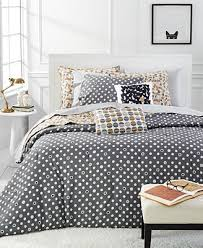 Macys Com Bedding by Closeout Whim By Martha Stewart Collection Pop Dot Bedding