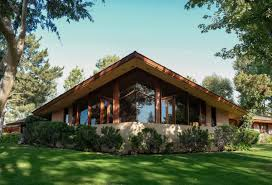 100 Frank Lloyd Wright Jr Bakersfields Ablin House Part Of Statewide