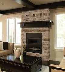 16x16 Patio Pavers Menards by Mortarless Stone Veneer Is A Great Way To Update A Fireplace Http