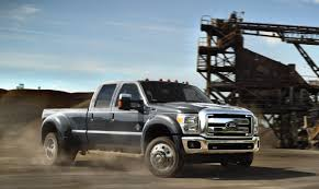 2015 Ford Super Duty To Offer Best In Class HP, Torque And Towing ...