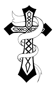 Cross Coloring Pages Free To Print
