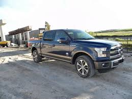 2015 Ford F-150 King Ranch Is Comfortable Aluminum Muscle – Aaron On ...