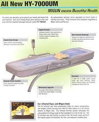 migun thermal massage system