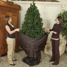 Large Upright Christmas Tree Storage Bag by Crafty Ideas Christmas Tree Bag Remarkable Design Artificial
