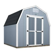 Wood Storage Sheds 10 X 20 by Wood Sheds Sheds The Home Depot